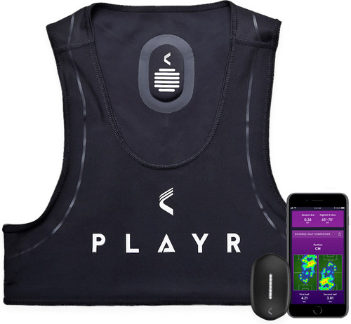 PLAYR Tracker GPS pour Football S Main Image
