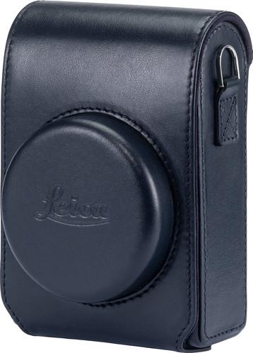 Leica C-Lux Leather Case Blauw Main Image
