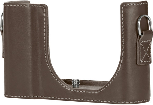 Leica C-Lux Leather Protector Taupe Main Image