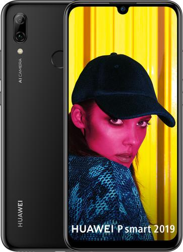 Huawei P Smart (2019) Black Main Image