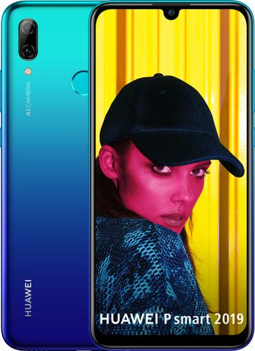 Huawei P Smart (2019) Blue Main Image