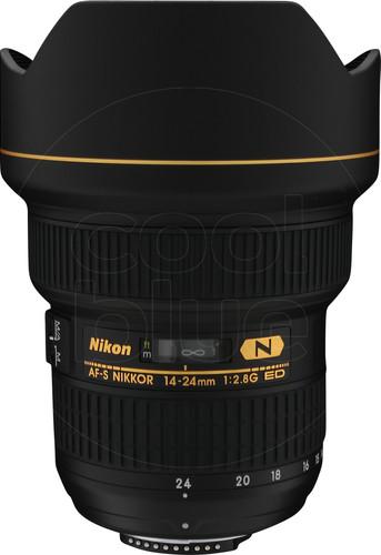 Nikon AF-S 14-24mm f/2.8G ED Main Image