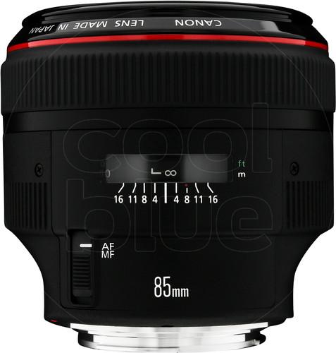 Tweedekans Canon EF 85mm f/1.2L II USM Main Image