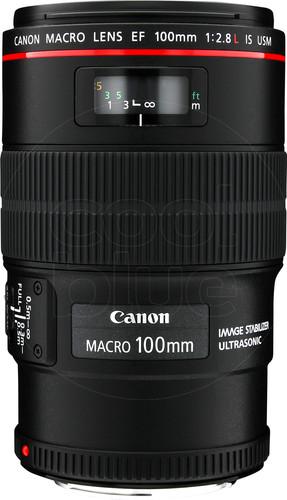 Tweedekans Canon EF 100mm f/2.8L Macro IS USM Main Image