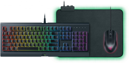 Razer Cynosa Keyboard and Mouse Bundle AZERTY Main Image