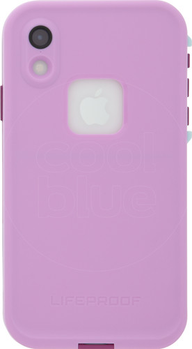 coque apple iphone xr violet