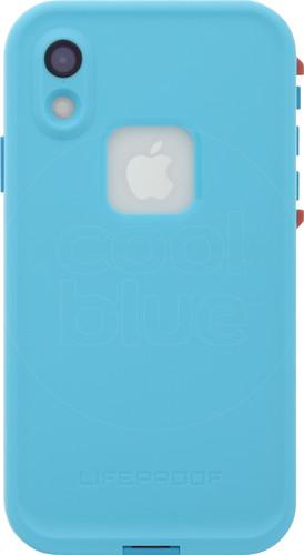 coque apple iphone xr bleu