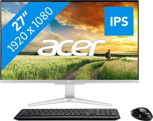Acer Aspire C27-865 I5620 Azerty Main Image