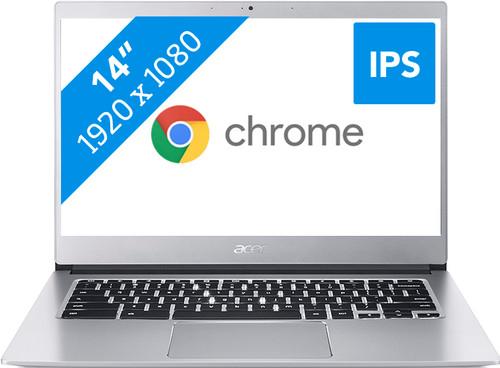Acer Chromebook 514 CB514-1H-C0RD Azerty Main Image