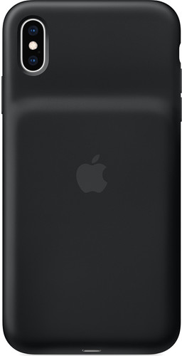 Apple iPhone Xs Max Smart Battery Case Black Main Image