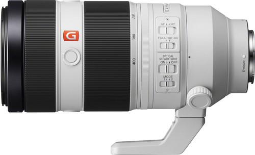 Sony FE 100-400 mm f/4.5-5.6 GM OSS Main Image