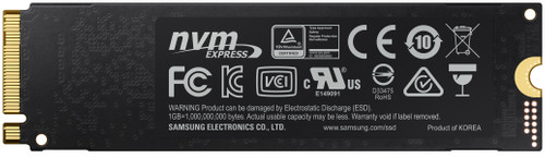 Samsung 970 EVO PLUS M 2 250GB