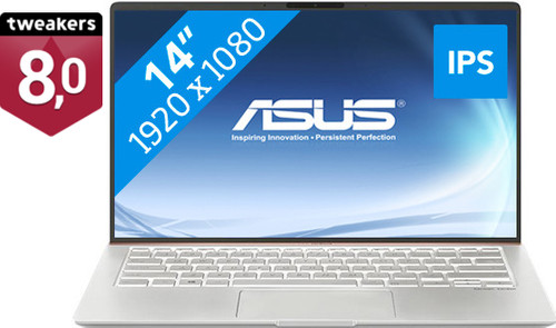 Asus Zenbook UX433FA-A5155T Azerty Main Image