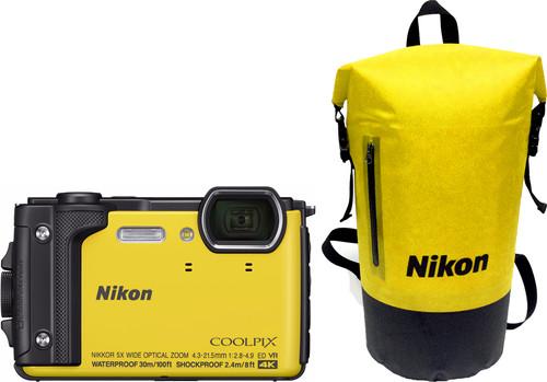 Nikon Coolpix W300 Jaune Main Image