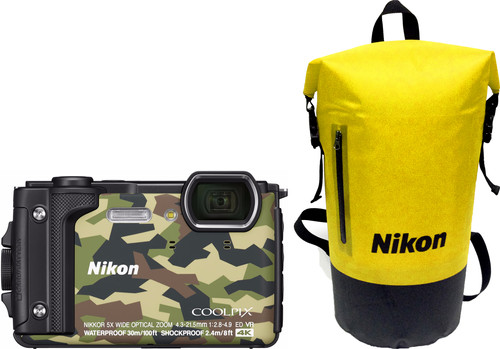 Nikon Coolpix W300 Camouflage Main Image