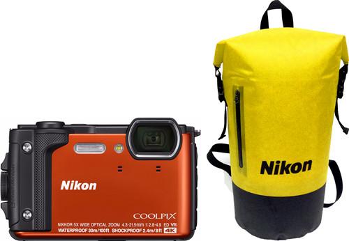 Nikon Coolpix W300 Orange Main Image