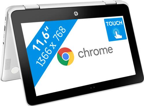 HP Chromebook x360 11-ae101nb Azerty Main Image