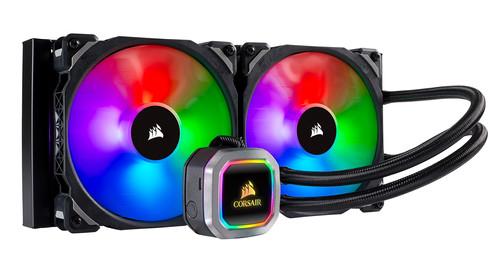 Corsair Hydro Series H115i RGB Platinum Main Image
