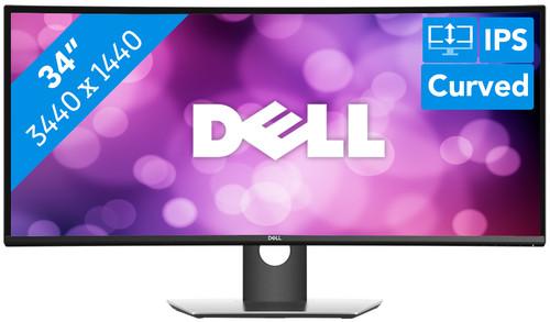 Dell UltraSharp U3419W Main Image