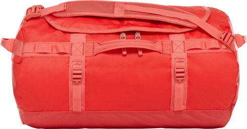 51a17b561c The North Face Base Camp Duffel S Juicy Red/Spiced Coral Main Image ...