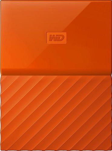 WD My Passport 2 TB Oranje Main Image