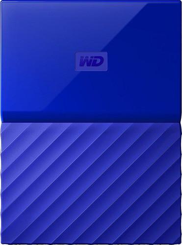 WD My Passport 2 TB Blauw Main Image