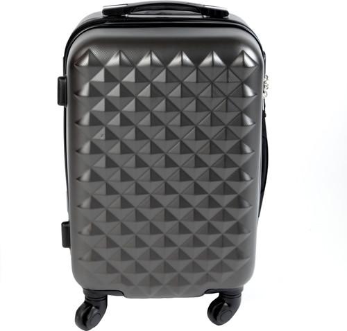 Adventure Bags Edge Valise à 4 roulettes 54 cm Anthracite Main Image