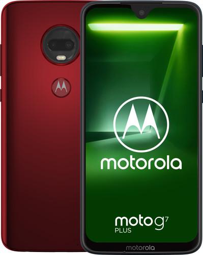 Motorola Moto G7 Plus Red Main Image