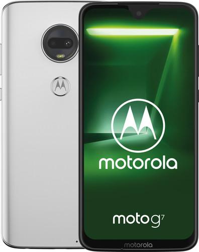 Motorola Moto G7 Wit Main Image