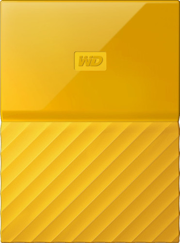 WD My Passport 2 TB Geel Main Image