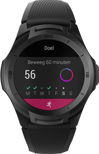 TicWatch S2 Black Main Image