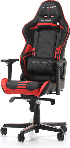 DXRacer RACING PRO Gaming Chair Black/Red Main Image