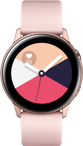 Samsung Galaxy Watch Active Rose Or Main Image