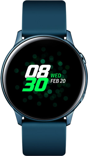 Samsung Galaxy Watch Active Groen Main Image