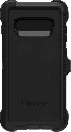 OtterBox Defender Samsung Galaxy S10 Plus Full Body Case Zwart Main Image