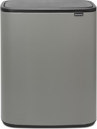 Touch Bin 40 Liter Aanbieding.Brabantia Bo Touch Bin 60 Liter Mineral Concrete Gray