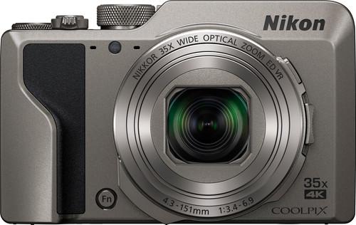 Nikon Coolpix A1000 Argent Main Image
