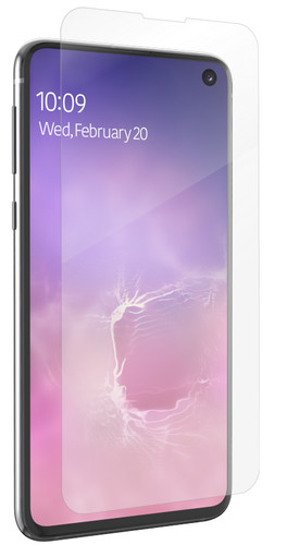 InvisibleShield Ultra Clear Protège-écran en plastique Samsung Galaxy S10 Main Image