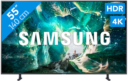 Samsung UE55RU8000 Main Image