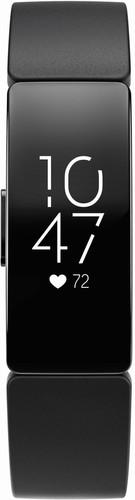 Fitbit Inspire HR Black Main Image