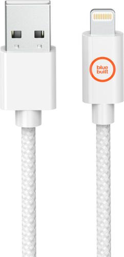 BlueBuilt Lightning naar Usb A Kabel Wit 1,5m Main Image