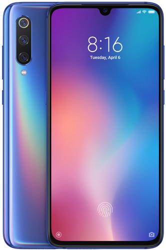 Xiaomi Mi 9 128GB Blue Main Image
