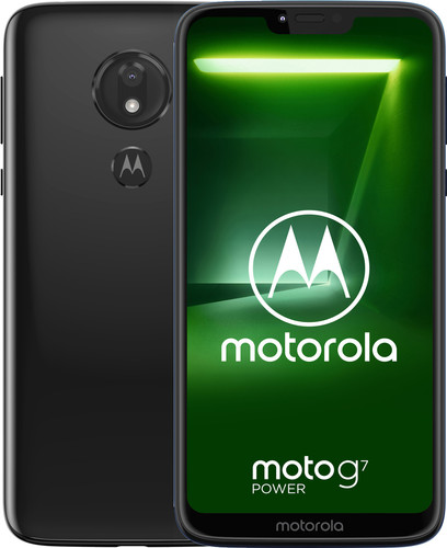 1a403e2d493 Motorola Moto G7 Power Black - Coolblue - Before 23:59, delivered ...