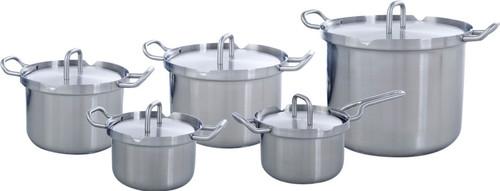 BK Q-linair Master Cookware Set 5-piece Main Image