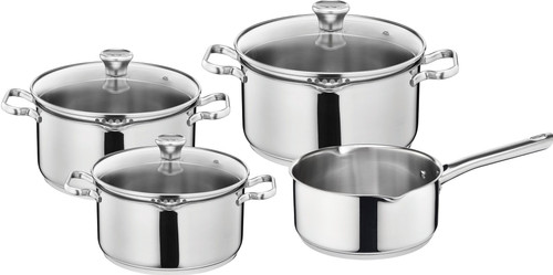 Ensemble de 4 casseroles Tefal Duetto Main Image