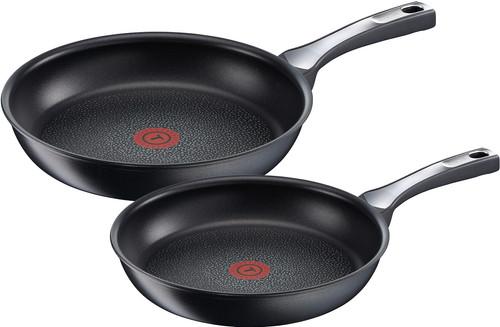 Tefal Expertise Frying Pan Set 24+28cm Main Image