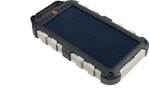 Xtorm Robust Charger Solar Powerbank 10.000 mAh Zwart Main Image
