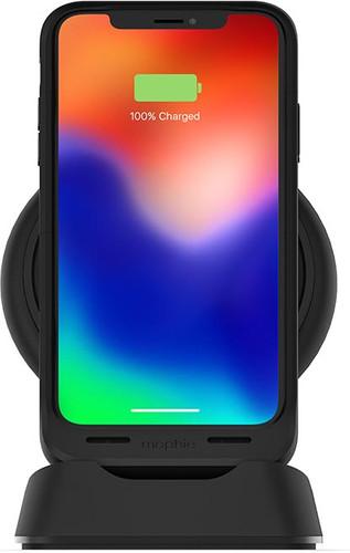 Mophie Charge Stream Draadloze Oplader met Standaard 10W Zwart Main Image