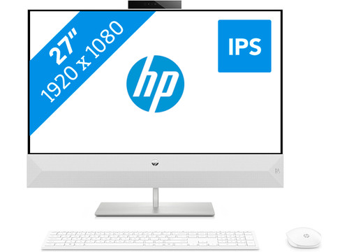 HP All-in-One 27-xa0094nb Azerty Main Image