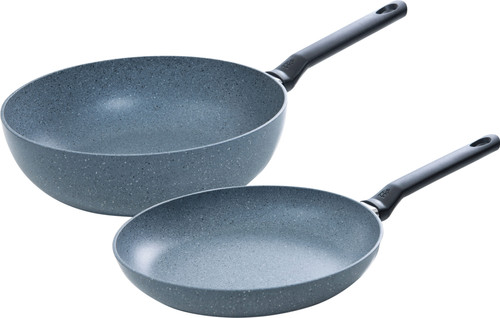 BK Granite Frying Pan and Wok 28cm Main Image